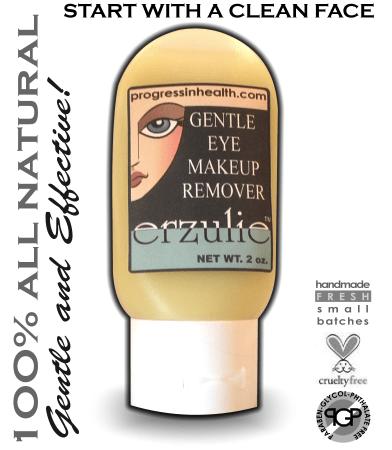All Natural Eye Makeup Remover