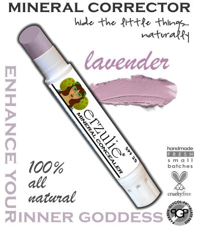 MINERAL CORRECTOR Lavender