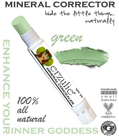 MINERAL CORRECTOR Green