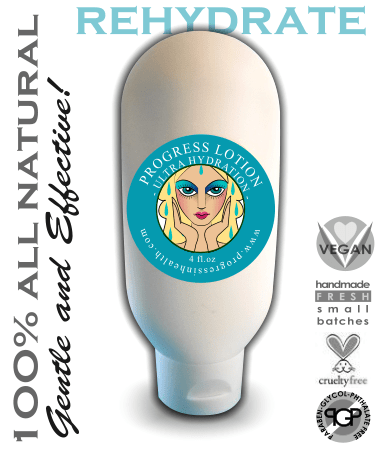 Natural Organic Extra Gentle Balancing Hydration Lotion