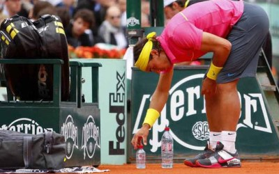 L'importance de l'Hydratation pour la performance au tennis