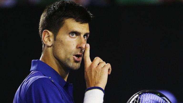 Les compétences psychologiques de Djokovic