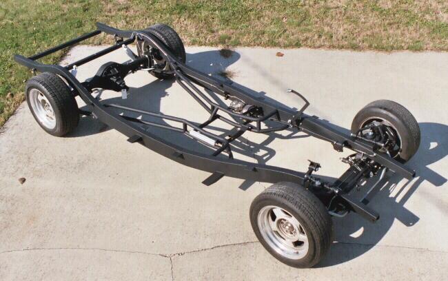 Sedan Car Chevy 41 Parts