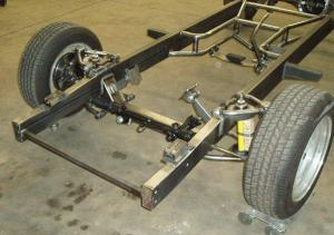 Frame Chassis 1955 1956 1957 1958 1959 Chevy Truck Hot Rod