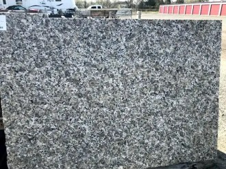 Mid-Tone grey granite beauty, large format remnant