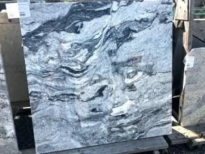 Granite stone showing Light and Dark pattern