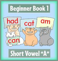 Beginner Phonics Book 1
