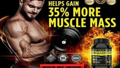 Megadrox Muscle Mass