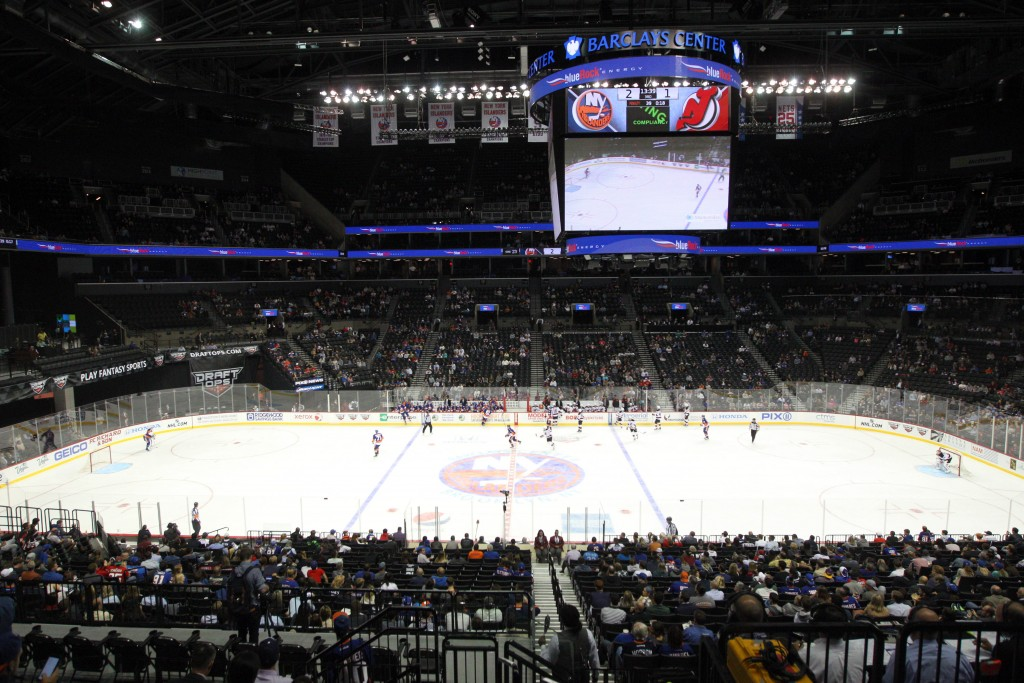 Islanders Could Leave Barclays Center After 2017 18