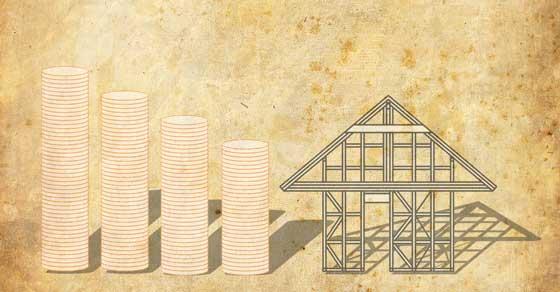 De ce multe case din lemn au prețuri mici