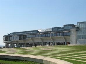 Aulari en el Campus de la Universitat, Vigo