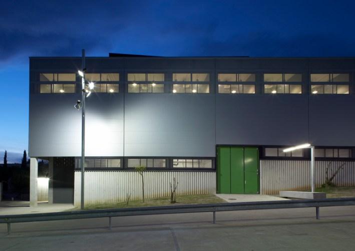 Plantes Pilot al Campus Sescelades URV, Tarragona