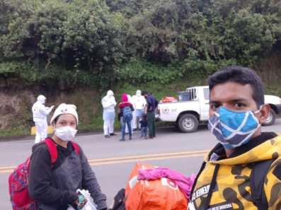 Retorno a Venezuela