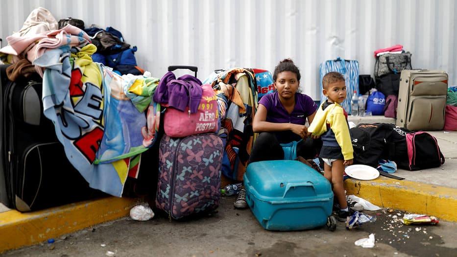 venezolanos retornarán al país