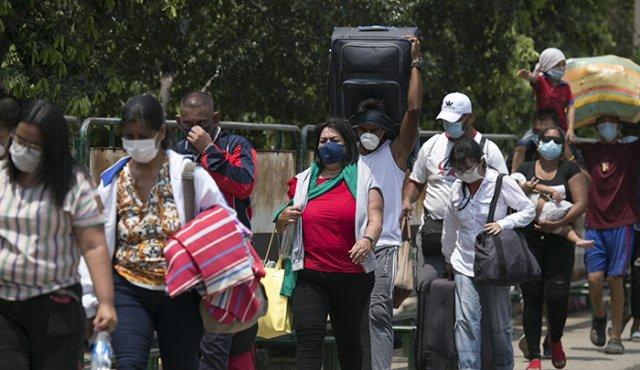 La xenofobia a los migrantes venezolanos se combate con la información