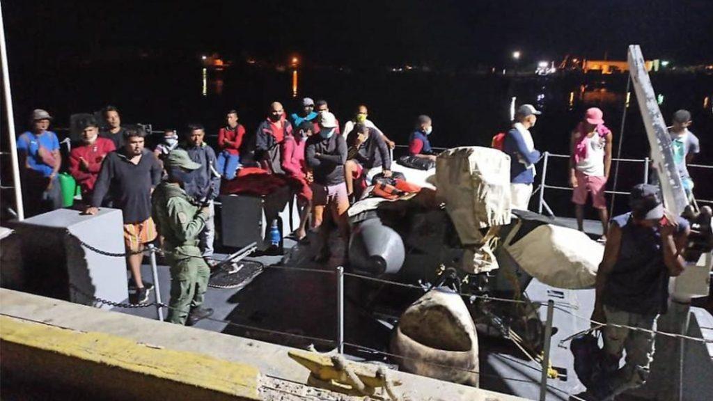 tragedia en Güiria