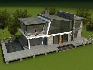 Sapanca Villa Tasarım