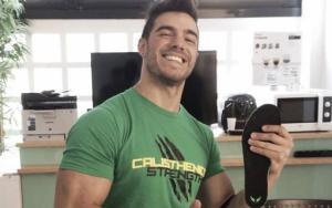 Erik Neri - campione italiano Calisthenics