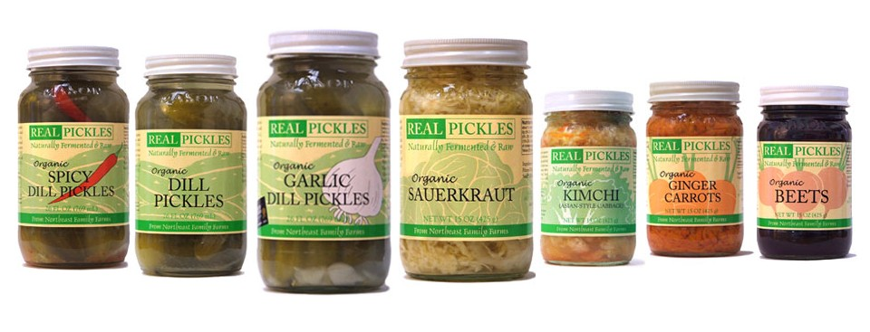 Real Pickles deal structure