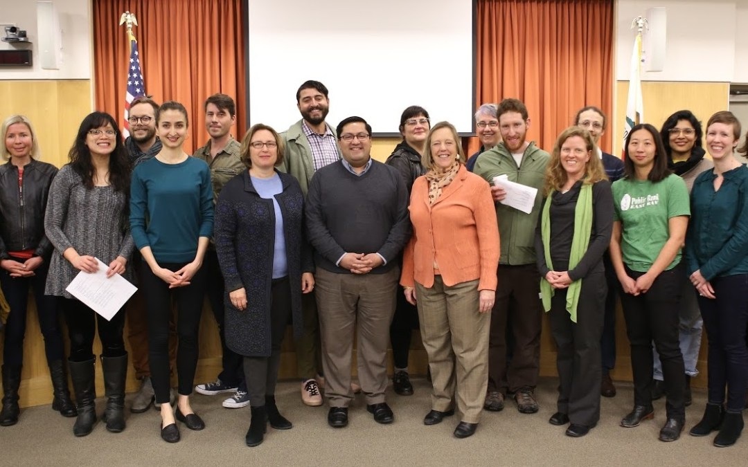 Berkeley supports employee ownership
