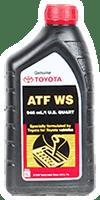 Toyota WS fluid