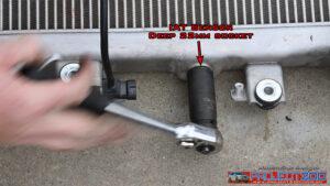 Remove intake air temperature sensor landcruiser 200