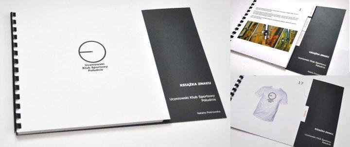 projektowanie książki znaku