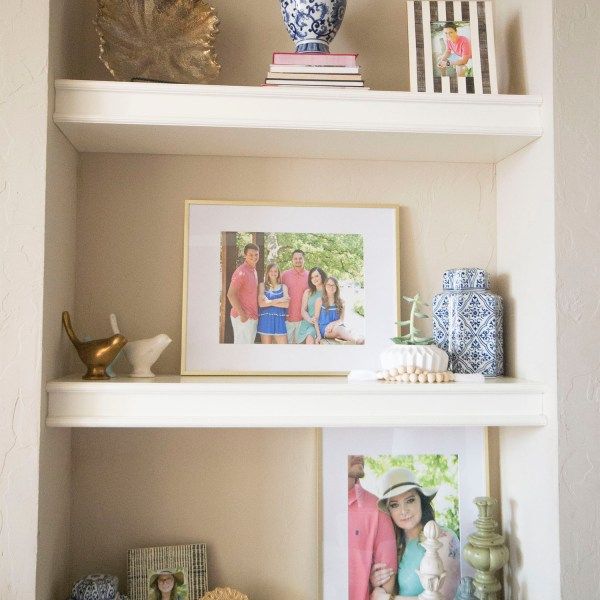 How To Style Built-Ins