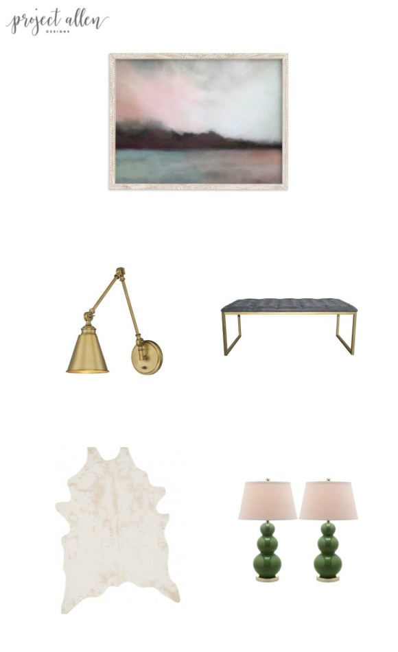 Friday Favorites, a collection of home decor items I love from the week.