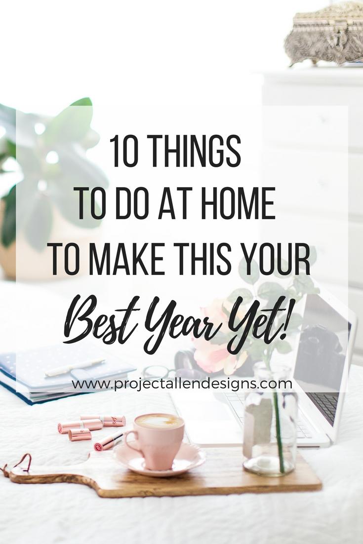 Self Help Home Improvement Project