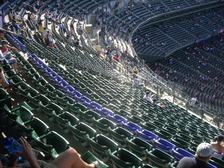 Image result for coors field 1 mile above sea level