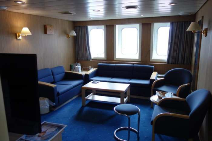 Relaxation onboard