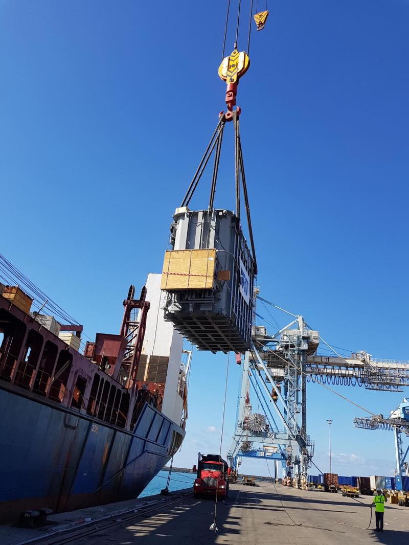 DSS Israel - Project Cargo Photo 02