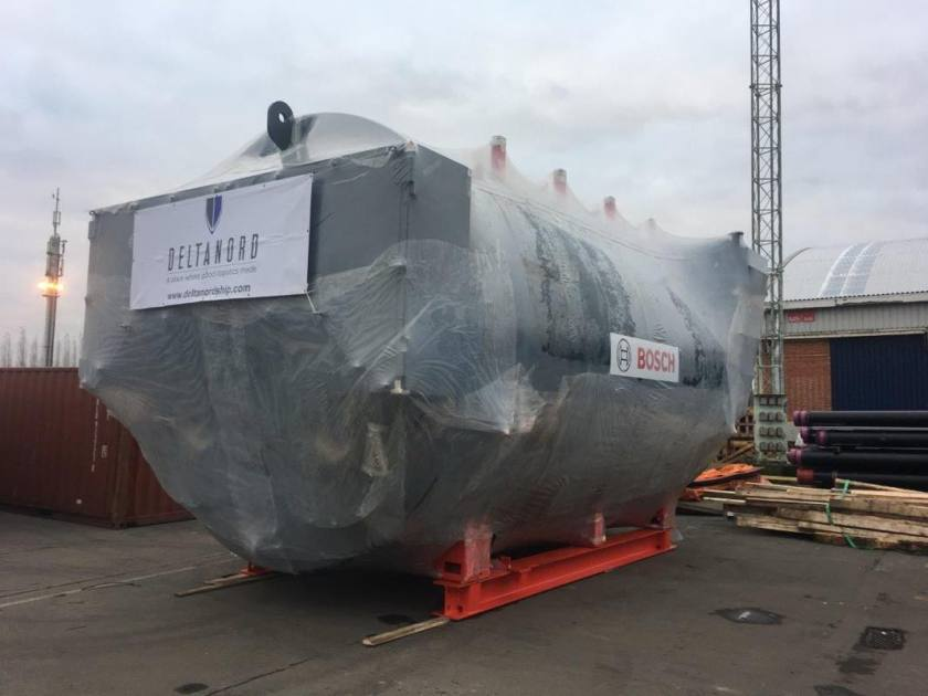 Bolier Bosch 82 tons