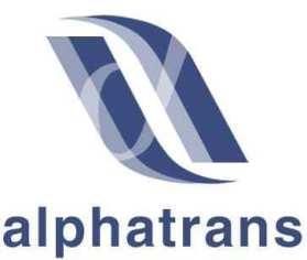 Alphatrans logo