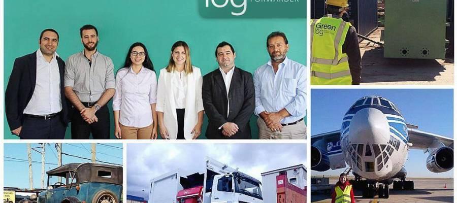 Greenlog-Uruguay-Team