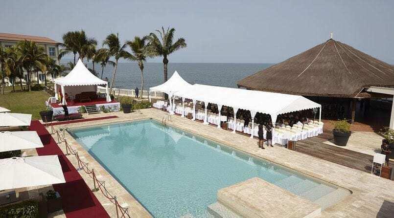 Guinea resort