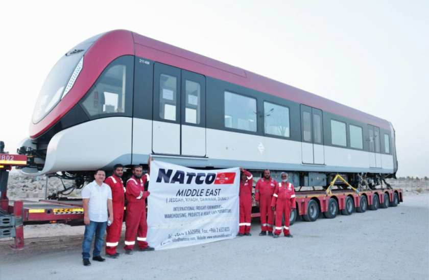 Metro Riyadh Project consisting of more than 250 Metro-Cars