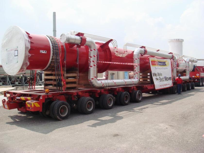Trans International Logistiks-GTL Plant