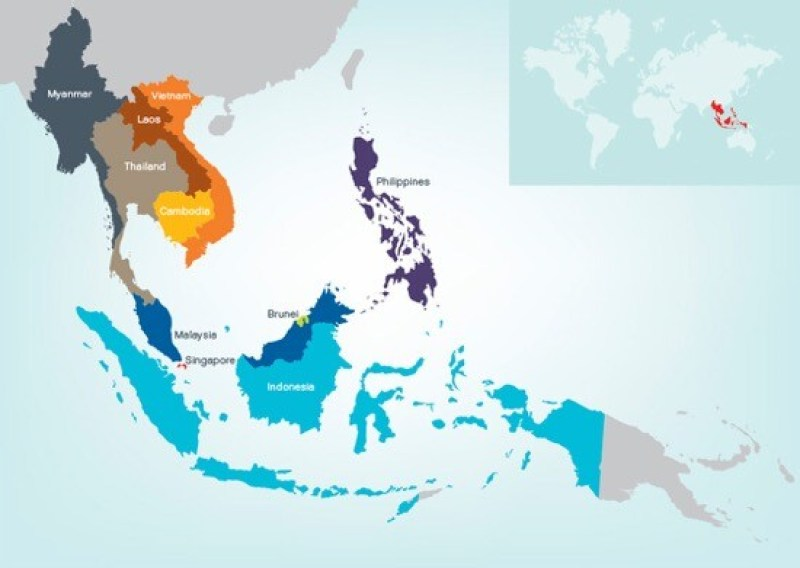 ASEAN countries are meeting and agreeing to free up the movement of goods across borders even further.