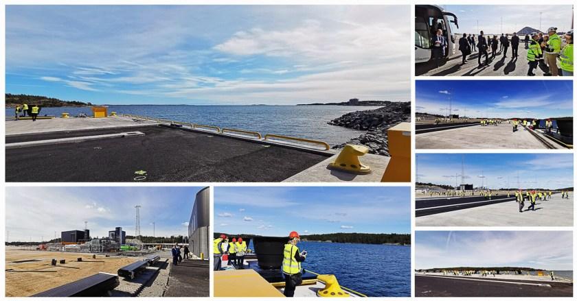 Baltic Ports Conference Port Visit