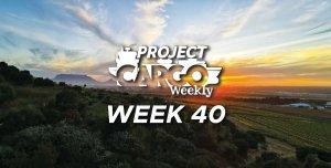 Week #40 - 2019