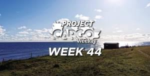 Week #44 - 2019