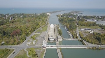 St. Lawrence Seaway Management Corporation (SLSMC), Canada