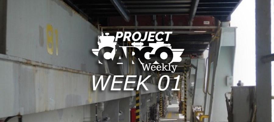 PCW- Week 01 2017