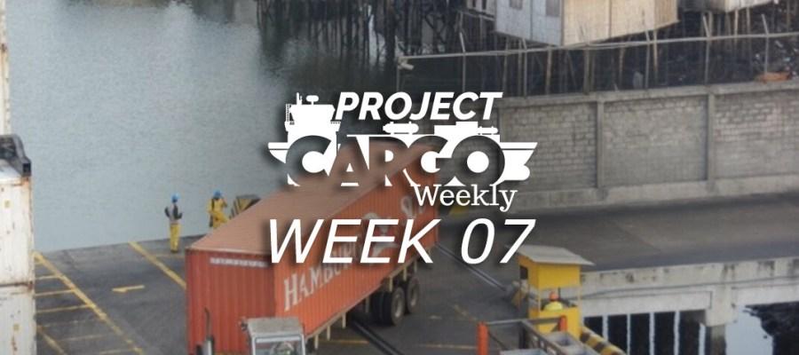 PCW- Week 07 2017