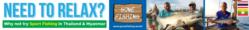 Gone Fishing World Banner