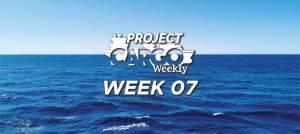 Week #07 - 2020