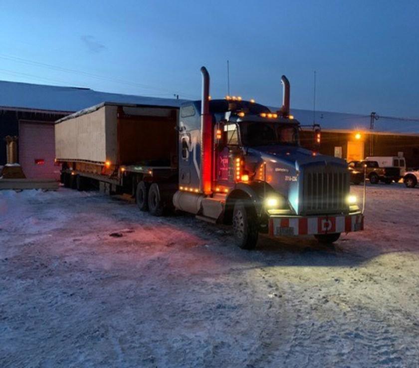 Veritas Idaho Trucking