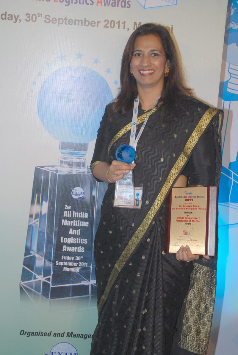 Woman Entrepreneur of the Year